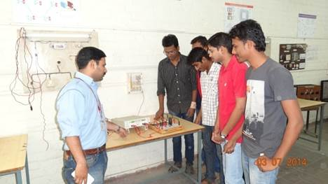 Basic Electrical Engg Lab