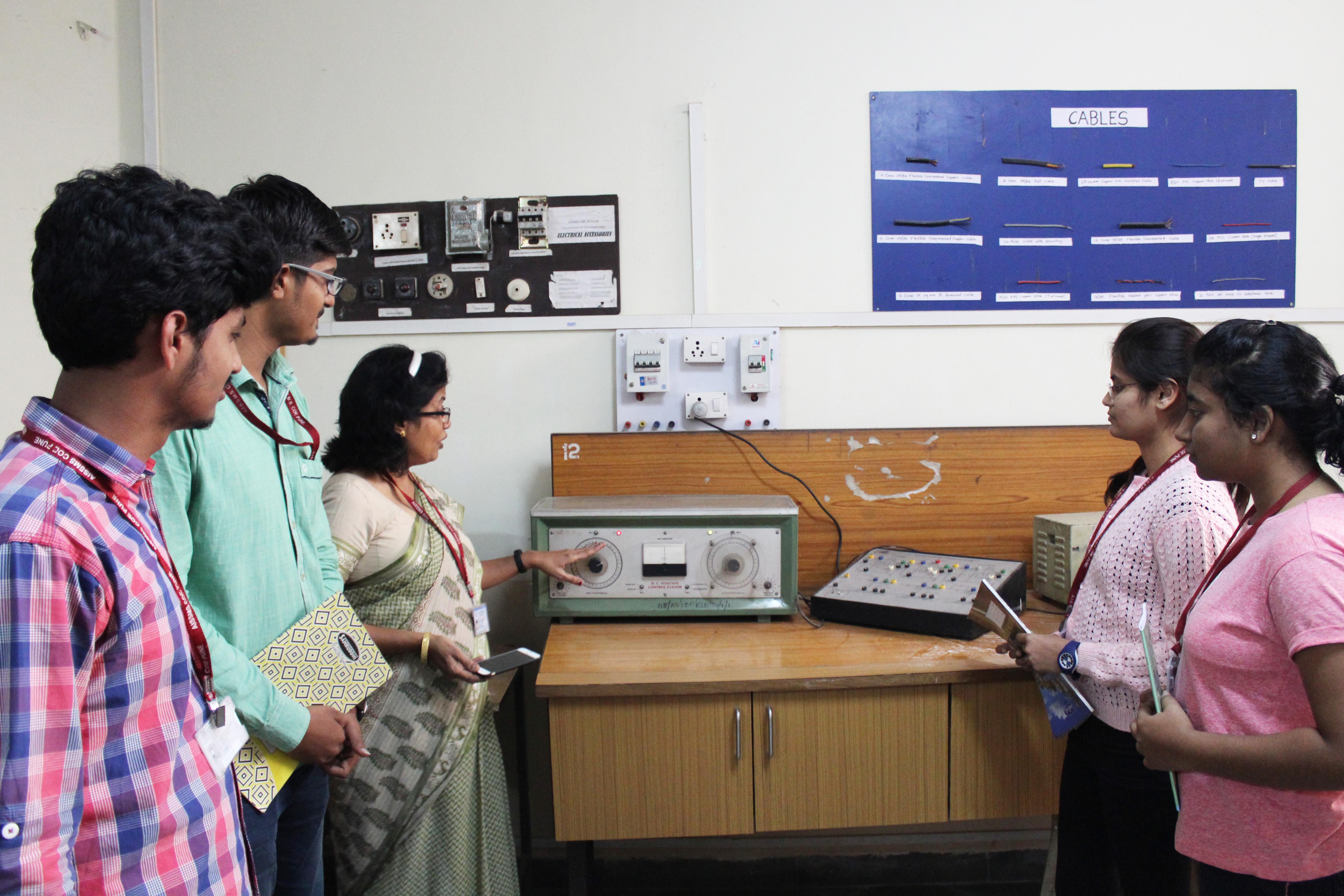 Laboratory   AISSMS College of Engineering, Pune